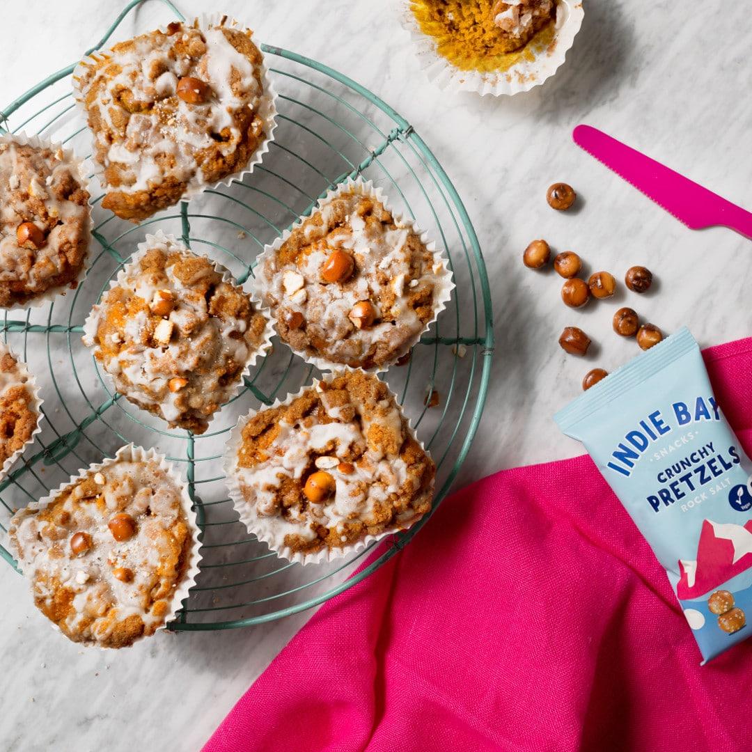 Pumpkin Spiced Vegan Muffin Recipe