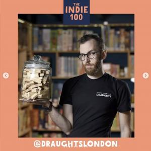 Draughts London Indie 100